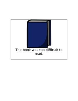 Narrative Writing Problem Cards