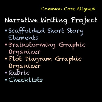 Narrative Writing Project - Short Story