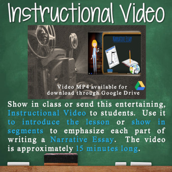 Narrative Writing Lesson / Prompt – with Digital Resource – Achieving a Goal