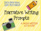 Narrative Writing Prompts with Pictures
