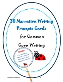 Narrative Writing Prompt Cards or Sticks