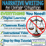Narrative Writing Lesson / Prompt – with Digital Resource