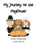 Narrative Writing Prompt Folder (Mayflower)