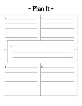Narrative Writing Prompt Folder (Mayflower)