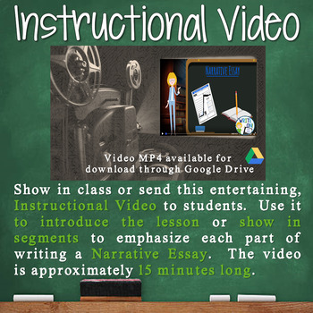 Narrative Writing Lesson / Prompt – w/ Digital Resource – An Influential Person