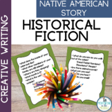 Narrative Writing Prompt: Native American Historical Fiction guided activity