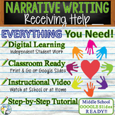 Personal Narrative Writing Essay Prompt w/ Graphic Organizer, Rubric  Assistance