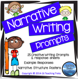 Narrative Writing: Narrative Writing Prompts - Great for NAPLAN Prep