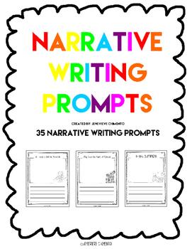 Narrative Writing Prompts