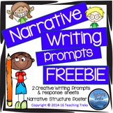 Narrative Writing Prompts FREE