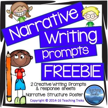 Narrative Writing Prompts FREE