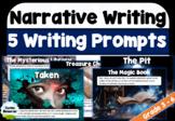 4th Grade Narrative Writing Prompt | NO PREP | #hotdeals