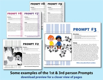 fiction writing prompts Writing prompts for the fiction writer who gets stuck use the prompts for nanowrimo or for other projects.