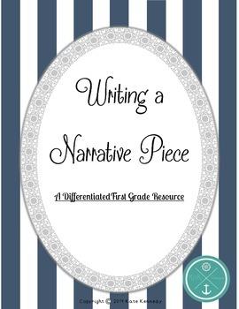 Narrative Writing Resource
