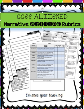Narrative Writing Rubrics