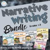 Narrative Writing Series - GROWING BUNDLE