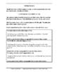 Narrative Writing Skills: Understanding Plot (Common Core