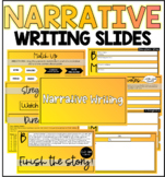 Narrative Writing Slides