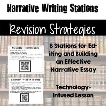 Narrative Writing Stations