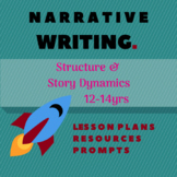 Narrative Writing: Structure and Story Dynamics for 12-14yrs