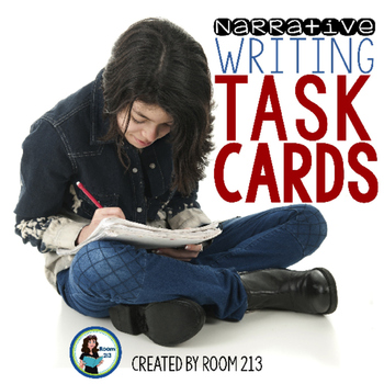 Narrative Writing Task Cards