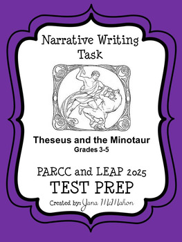 Narrative Writing Task-PARCC and LEAP 2025 TEST PREP ...