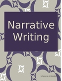 Narrative Writing Teaching Practice Resources STAAR Sale!