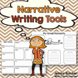Narrative Writing Tools {Grades 1-5}