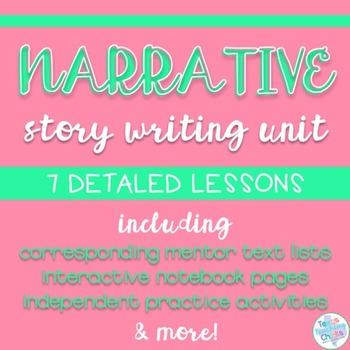 Narrative Writing Unit
