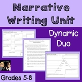Narrative Writing Unit: Dynamic Duo