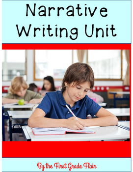 Narrative Writing Unit (3rd to 5th Grade)