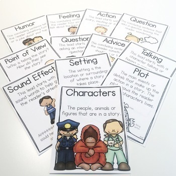 Narrative Writing Unit for 2nd Grade
