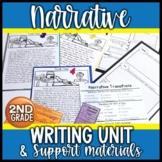 Narrative Writing Unit 2nd Grade