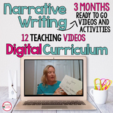 Narrative Writing Curriculum For Distance Learning   Digit