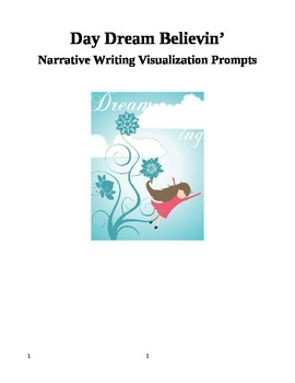 Narrative Writing Prompts: Including Easy Step-By-Step Instructions