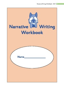 Narrative Writing Workbook - Grade 6 Common Core Aligned