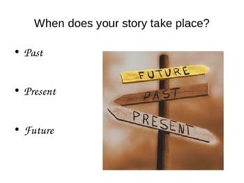 Narrative Writing Workshop-Setting