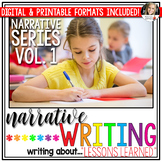 Narrative Writing Unit (Vol. 1) - Distance Learning