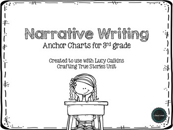 Narrative Writing for 3rd Grade