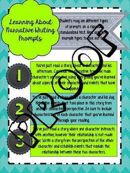 Narrative Writing for Standardized Tests