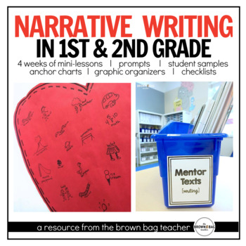Narrative Writing in 1st & 2nd Grade