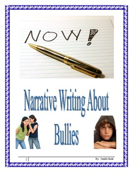 Narrative Writing in Common Core about Bullying