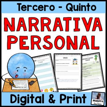 Personal Narrative Writing in Spanish / Narrativa Personal