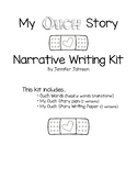Narrative Writing kit- My Ouch Story