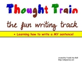 Narrative Writing with the Thought Train - Lesson 2