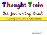 Narrative Writing with the Thought Train -  Lesson 3