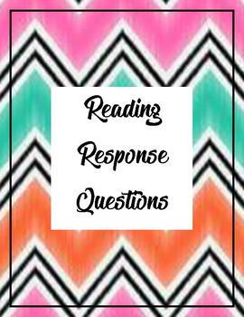 Narrative and Expository Reading Response Sheet