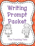 Narrative and Opinion Writing Prompts