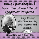 Narrative of the Life of Frederick Douglass Excerpt