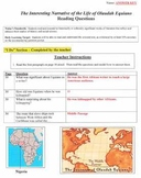 Narrative of the Life of Olaudah Equiano - Unit Plans
